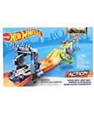Hot Wheels Super Start Jump Race, Multi Color