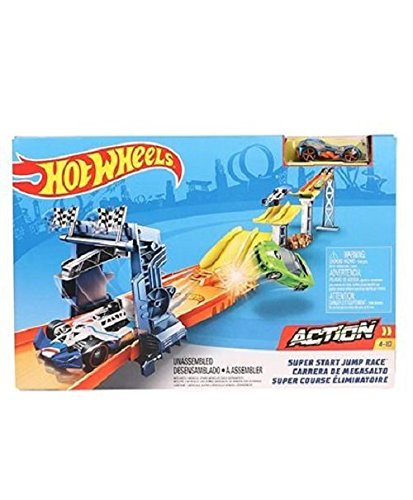 Hot Wheels Super Start Jump Race Track Accessory