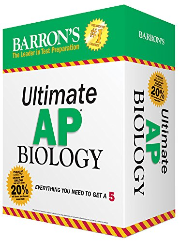Ultimate AP Biology: Everything you need to get a 5
