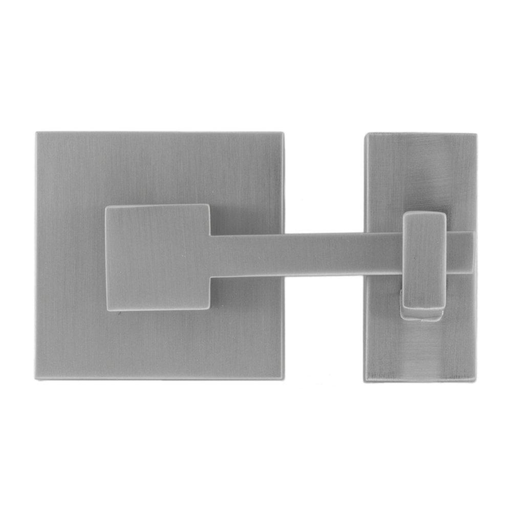 Sumner Street Home Hardware RL021620 Rhombus 1'' Square Latch-Satin Nickel by Sumner Street Home Hardware