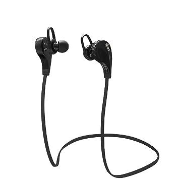 TopTen – Auriculares inalámbricos, Bluetooth 4.0 deportes In-ear auriculares a prueba de sudor