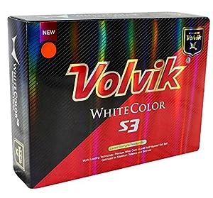 Volvik S3 Golf Balls (One Dozen) by Volvik