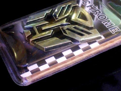 Autobot Transformers Chrome Emblem 3