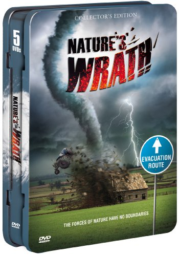 Nature's Wrath (Five-Disc Set) (Tin Packaging) -  DVD, George Kourounis