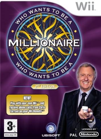 Who Wants to be a Millionaire 2 (Nintendo Wii) [Importación inglesa]: Amazon.es: Videojuegos