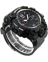 Men's Military Analog Digital Watch Army Sports Watches...