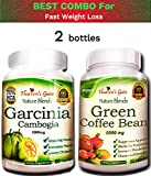 Best Combo for Quick Weight Loss - Garcinia Cambogia and Green Coffee Bean