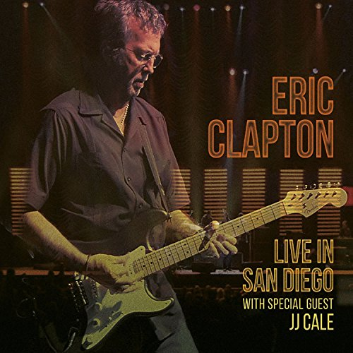 Live In San Diego (with Special Guest JJ Cale)(2CD) ()