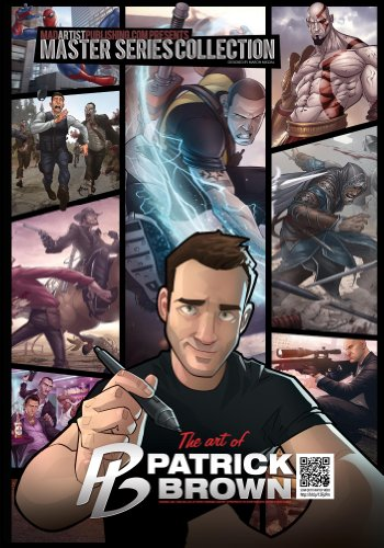 Art of Patrick Brown: Video Game Art & Character Design (MASTER COLLECTION SERIES)