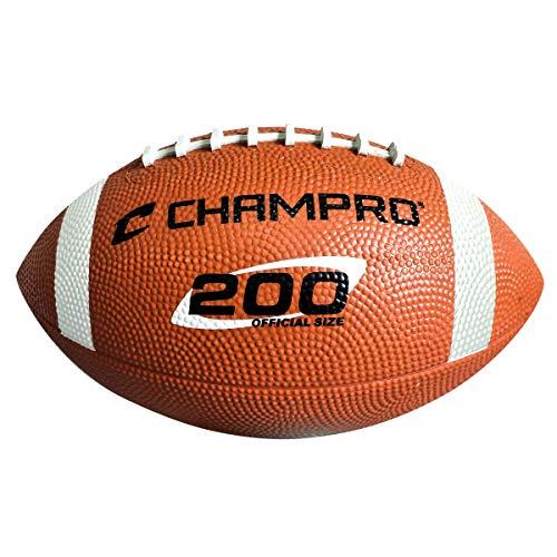 - Champro 200 Football (Orange, Pee Wee Size)