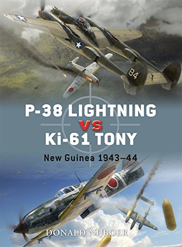 P-38 Lightning vs Ki-61 Tony: New Guinea 1943-44 (Duel) ()