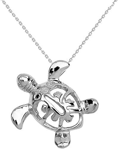 10k Rose Gold Dainty Lucky Hawaiian Honu Turtle Charm Ring