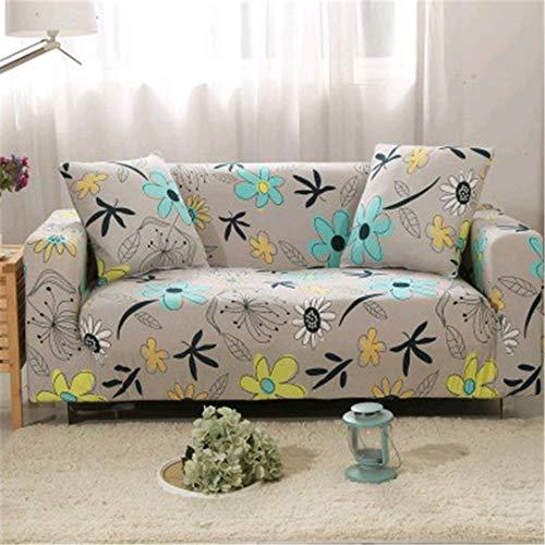 - Sofa Tight Wrap All-Inclusive Slip-Resistant Sectional Elastic Full Sofa Cover/Towel Single/Two/Three/Four-Seater 16 Three seat Sofa