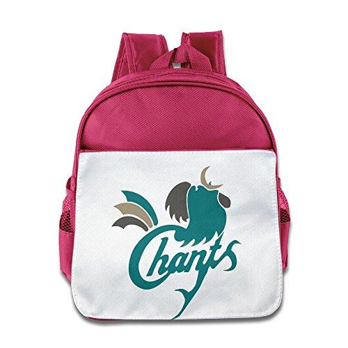 Price comparison product image XJBD Custom Superb Coastal Carolina University Kids Shoulders Bag For 1-6 Years Old Pink