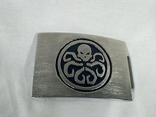 Captain America, Red Skull, Hydra, Belt Buckle, Metal (Red Skull Costume)