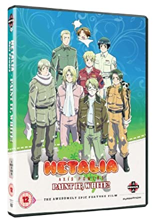 Hetalia axis powers english dub download