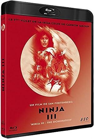 Ninja III [Francia] [Blu-ray]: Amazon.es: Shô Kosugi ...