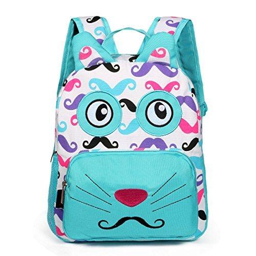 Casual Lightweight Book Bag Kindergarten Lovely Cats Preschool Backpack for Kids [並行輸入品]   B077Q7ZH95