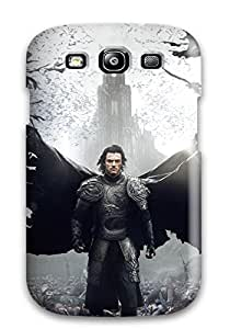 2623735K76540151 Galaxy S3 Hard Back With Bumper Silicone Gel Tpu Case Cover Dracula Untold
