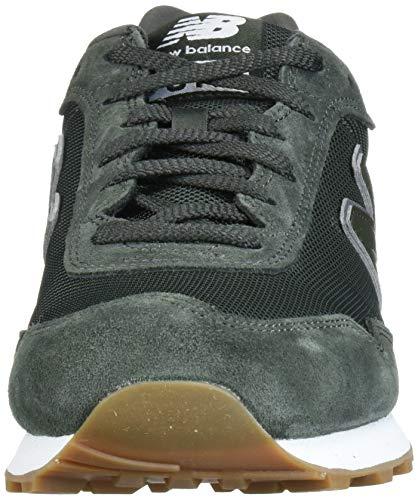 New Balance Men's 515 V1 Sneaker, Defense Green/White, 17 M US