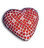 ALEA Mosaic Craft Kit, 3D Sculpture, Heart