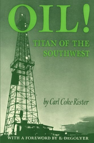 Oil: Titan of the Southwest (Fossil Titan)