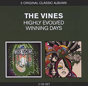 Vines Classic Albums Highly Evolved Winning Days