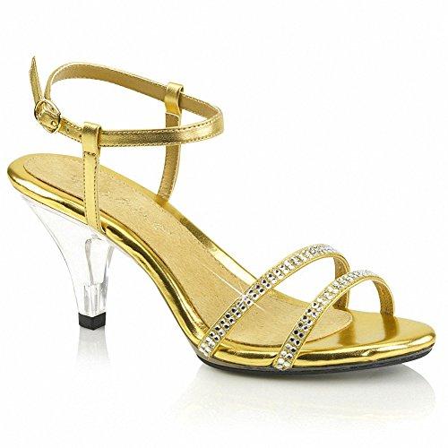 Pf Slingback Sandal (Fabulicious BELLE-316 Women 3