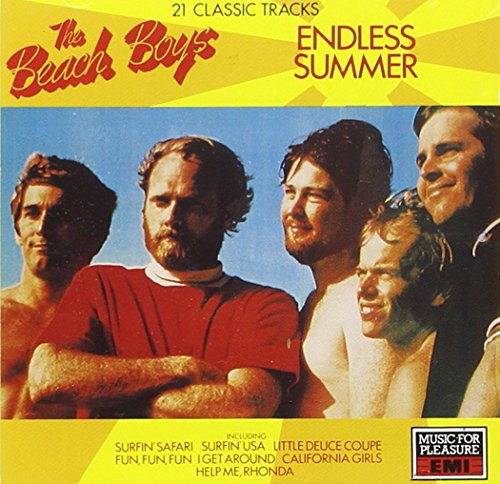 Beach Boys Albums (Endless Summer)