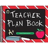 TEACHER CREATED RESOURCES TEACHER PLAN BOOK CHALKBOARD (Set of 6)