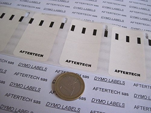 Aftertech/® 20 x 11354 ROTOLI ETICHETTE COMPATIBILI DYMO LABELWRITER 400 450 57x32mm