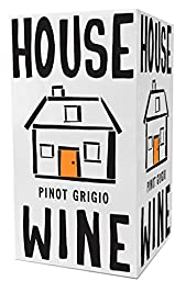 NV House Wine Pinot Grigio Box 3.0L