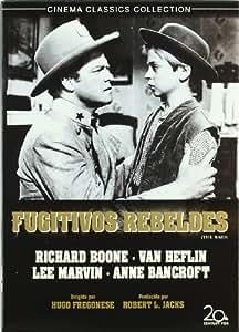 Fugitivos rebeldes (Edición Impulso) [DVD]