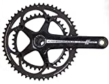 Campagnolo Athena Crankset 175mm 50-34 EVO; Bottom Bracket Not Included