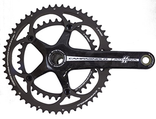 (Campagnolo / Campy Chorus 172.5mm 52-36 Crankset Bottom Bracket Not Included)