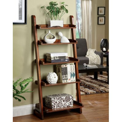 UPC 847289036630, Lugo Bookcase/Storage Cabinet in Antique Oak