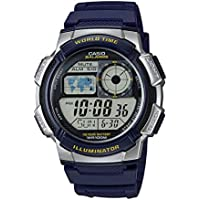 Relógio Masculino Casio Esportivo Hora Mundial AE-1000W-2AVDF