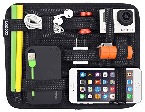 Cocoon CPG7BK GRID-IT! Accessory Organizer