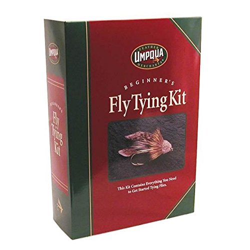 Umpqua Beginners Fly Tying Kit by Umpqua