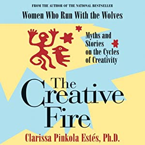 The Creative Fire Hörbuch