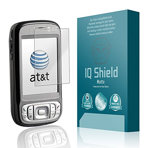 IQ Shield Matte Full Coverage Anti-Glare Screen Protector for AT&T Tilt 8925 Anti-Bubble Film
