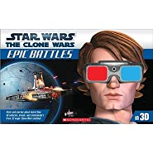 Star Wars the Clone Wars Epic Battles in 3D by Pablo Hidaglo (2012-05-03)