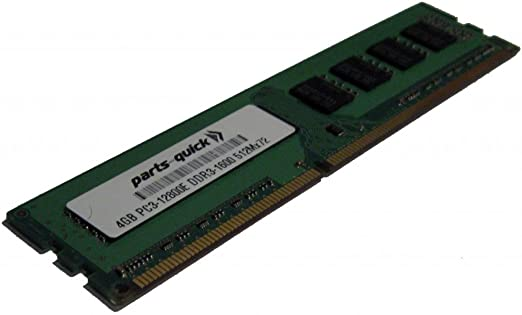 2GB Memory Upgrade for HP Pavilion HPE h8-1214 DDR3 PC3-12800 1600 MHz Non-ECC DIMM RAM PARTS-QUICK Brand