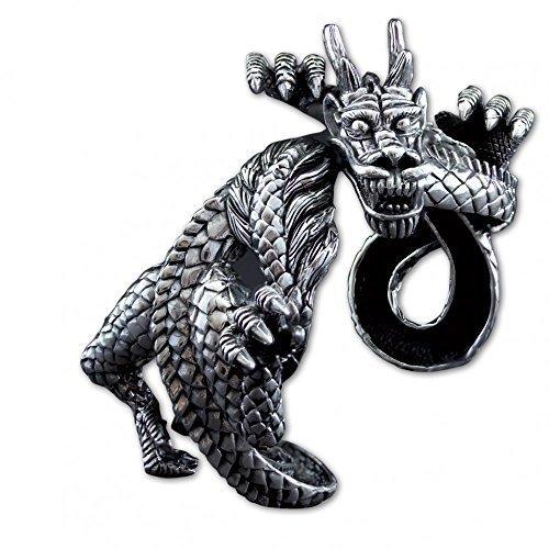 """Echt etNox """"dragon'enfant à bracelet femme-argent 925/1000"""