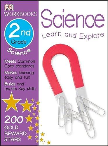 DK Workbooks: Science, Second Grade: DK Publishing: 9781465417299 ...