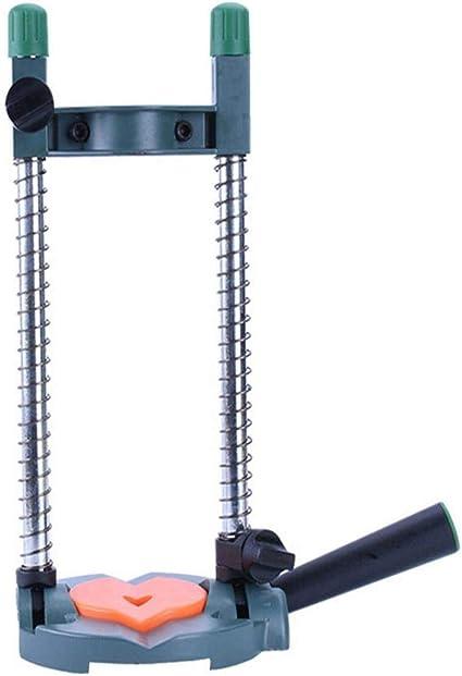 Porte-Foret R/églable avec Multi-angles Support de Guide de Foret de Pr/écision pour Perceuse Electrique Support de Perceuse