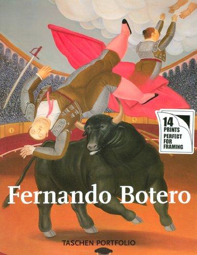 Descargar Libro Fernando Botero. Portfolio. Ediz. Tedesca, Francese E Inglese Taschen