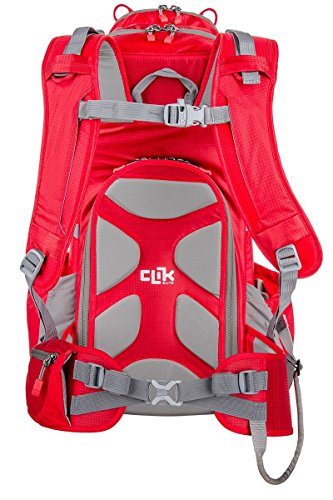 Clik Elite CE630RE Photography Pack Luminous Bag, Red (Clik Elite)