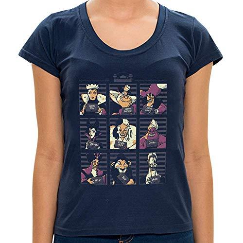 Camiseta Villains - Feminina - M