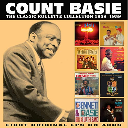 Count Basie Jazz - The Classic Roulette Collection 1958-1959
